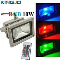 colors changing outdoor rgb led flood light