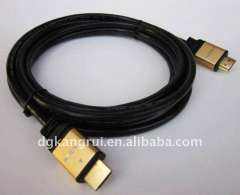 high speed HDMI cable connector