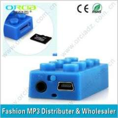 Hot Sell Cheap Mp3 With Screen And Logo Printing