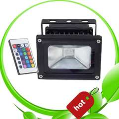 With Bridgelux Chips Waterproof 10W Led RGB Flood Light
