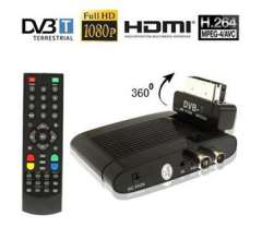 H.264 MPEG4 Freeview TV Turner BOX