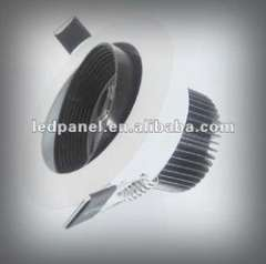 Painted aluminium body 4W \5W\7W\9\12W high power led ceiling mount light