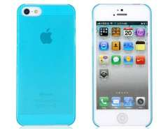 Glittering Protective Case for iPhone 5 (Blue)