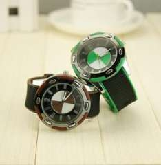 Trade new | BMW logo fashion Womage | Korean version of casual men's silicone watch