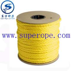 3 strand PE rope\PE Color rope\pe rope