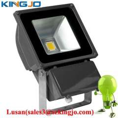 Replace 400w HPS lamps 80w led flood lights