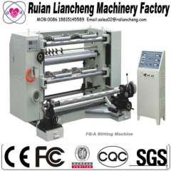 vertical automatic slitting & rewinding machine and LC-A Slitting Machine