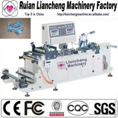 Automatic sealing machine and oil seal trimming machine