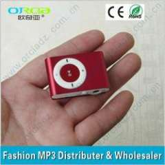 Mini Very Cheap Clip MP3 Player cheapst in China