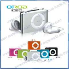 Cheapest Clip Mp3 Player for 2012 Christmas at $1.05!!!