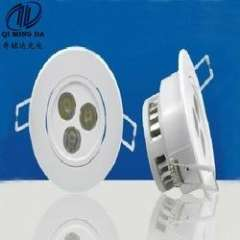 Competitive changed view angle 3years warranty 3W LED downlight