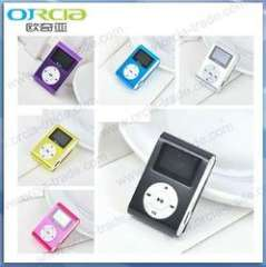 good quality mini screen mp3 player with FM only 3.08$!