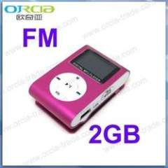 good quality digital mp3 player screen fm mp3 player