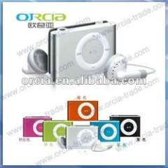 cheapest clip mp3 player with micro sd card