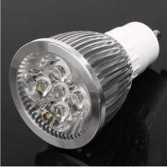 High power CREE GU10 5x3W 15W 85-265V Dimmable Light lamp Bulb LED Downlight Led Bulb Warm\Pure\Cool White