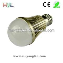 great quality dimmable led bulb 5w e27