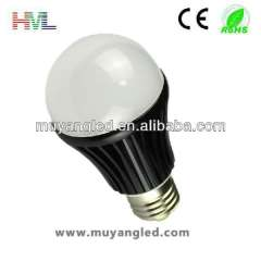 great quality dimmable 5w led bulb e27