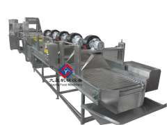 Jujube drying machine