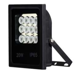 LED lamp | IP65 Waterproof 20W 220V 12 LED white light lamp