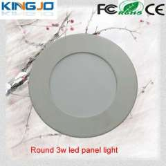 Widely application 7w round led backlight panel