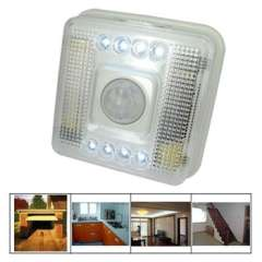 LED lamp | Auto PIR LED Light with Built-in Light Sensor and 80000 Hours Lifespan