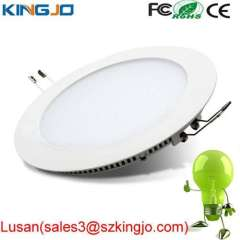 High lumens18w round led panel light
