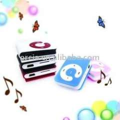 no memory cheap price insert card MP3 music player ORT-C003
