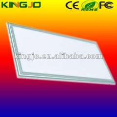 High brightness 2 sides lighting 300x600MM 30W led panel light with 3 year warranty