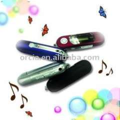 hot classic cheap Portable USB digital MP3 player with FM radio