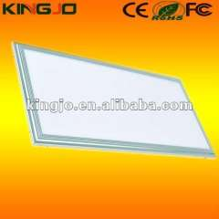 High brightness 2 sides lighting 300x600MM 30W led light panel with 3 year warranty