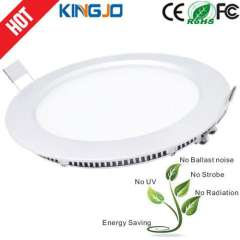 Taiwan 3014SMD 5W LED Round Panel Light