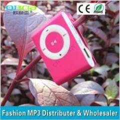 Hot sale cheapst MP3 player with high quality and earphone