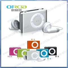 Supply Ou Qiya ORT-N01 multicolor MP3 | No screen clip MP3 | High Quality | with memory