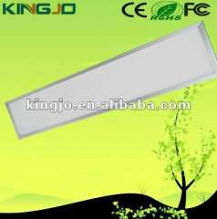 dimmable led panel light with 43w 300*1200mm