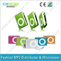 Fashional MP3 Player with micro sd card slot best sale MP3