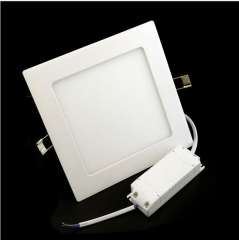20W Led Panel Light AC85-265V Square Led ceiling Light 1800lumens, Free Shipping