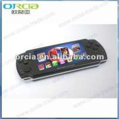 2012 newest 4.3' mp5 player touch screen hot selling mp5 player