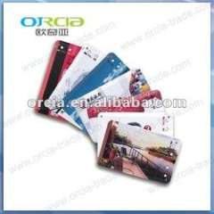 good promotion gift credit card mp3 player