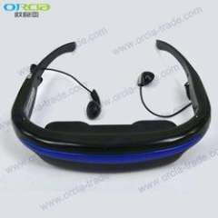 hot sale portable video glass personal theater video glass