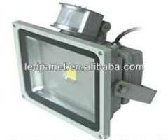 Infrared induction waterproof Epistar led 20w cob flood lights