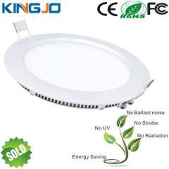 Taiwan 3014SMD 5W LED Panel Light Round
