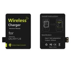 Qi Wireless Charger Charging Receiver For Samsung Galaxy S3 III i9300