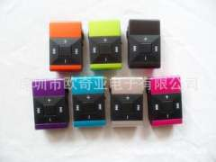 The new King Kong small clip MP3 / card without screen clip MP3 player / sports clips / metal MP3 wholesale