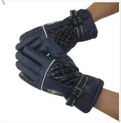 Outdoor thermal ski gloves waterproof windproof cold gloves free shipping