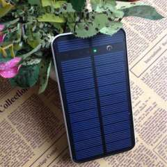 Portable Touch Screen Solar Charger 12000mAh Solar Power Bank Dual USB Solar power panel for Mobile Phone Tablets