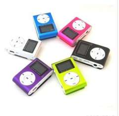 Manufacturers have screen card clip MP3 | sports MP3 players | Apple clip