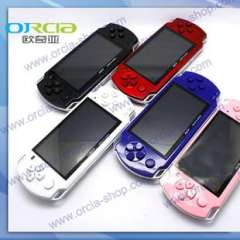 Ou Qiya handheld game console 4.3 inch PSP video recording e-book MP3 | HD MP5 psp2000