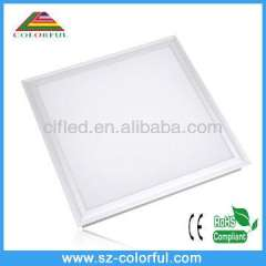 27W high brigtness led 600x600 ceiling panel light