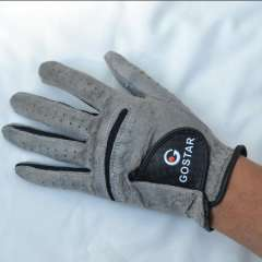 Gostar golf gloves golf gloves tenuity male cloth fabric gloves free shipping