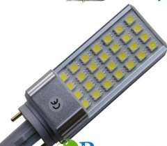 Dropship G24 7W 5050SMD 35 LED Corn Light Bulb Lamp Lighting 85~265V warranty 2 years CE ROHS -- free shipping
